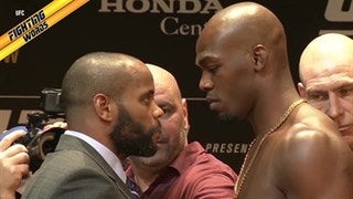 From the fighters: Jon Jones and Daniel Cormier give play-by-play of their face-off