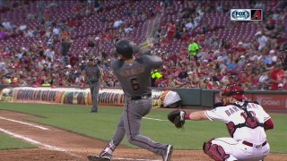 HIGHLIGHT: Peralta uncorks no-doubt home rune