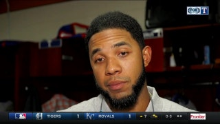 Elvis Andrus on needing to bounce back in finale