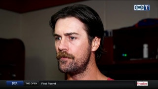 Cole Hamels: 'It's definitely unacceptable'