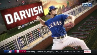 Yu Darvish is the 'Streak Stopper' | Rangers Live
