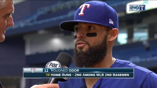 Rougned Odor hits game-tying home run in win