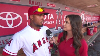 Luis Valbuena is starting to feel like his old self again