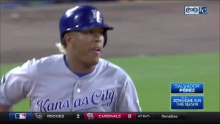 WATCH: Salvy, Moose hit back-to-back homers in 12th inning