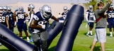 Observations on offense and defense from Cowboys camp