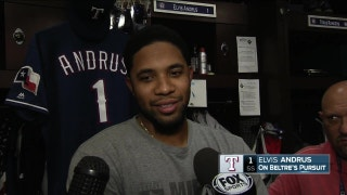 Elvis Andrus more excited about Beltre's 3000th hit