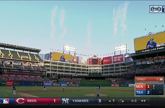 Images of WATCH: Rangers take the lead on Gallo's home run in 3rd