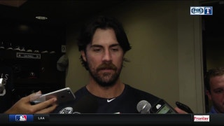 Cole Hamels holds Marlins to four runs in win