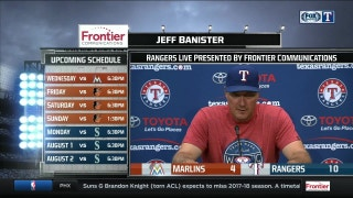 Jeff Banister on Joey Gallo's night, win over Marlins