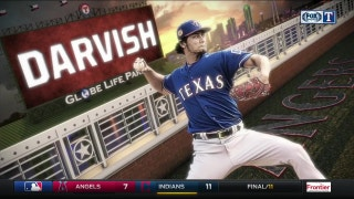 Yu Darvish, Rangers going for series win | Rangers Live