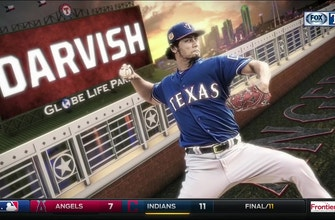Images of Yu Darvish, Rangers going for series win | Rangers Live