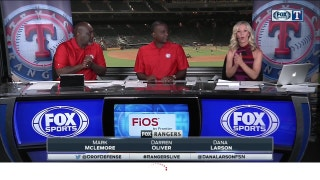 Things went well for Texas, Evens series | Rangers Live