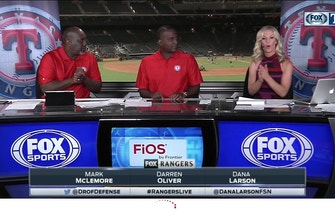 Images of Things went well for Texas, Evens series | Rangers Live