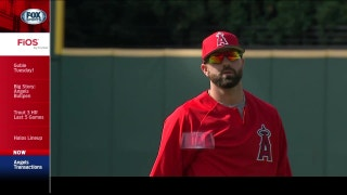 Angels Live: Kaleb Cowart back with the big club