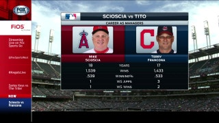 Angels Live: Scioscia vs. Francona