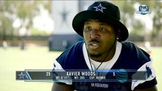 Xavier Woods with a big opportunity in training camp