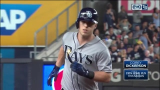 HIGHLIGHT: Corey Dickerson smacks 19th home run of season