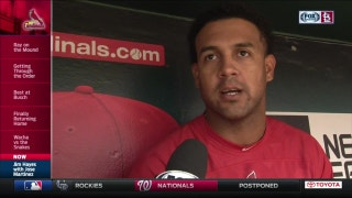 Jose Martinez hopeful for safety of friends and family in Venezuela