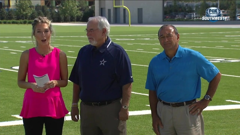 Ready for California weather | Inside Cowboys Training Camp