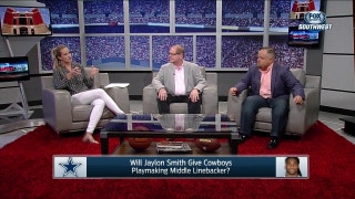 Jaylon Smith under pressure? | SportsDay OnAir