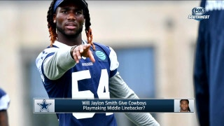 Jaylon Smith looking to return | SportsDay OnAir