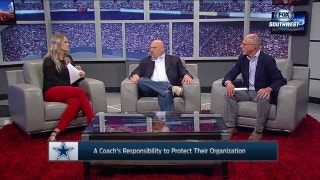 Coach is protecting the Cowboys | SportsDay OnAir