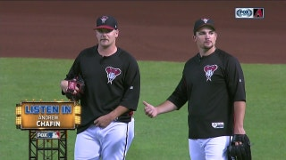 Andrew Chafin Mic'd Up: Truck for sale, good manners, survival via bunny