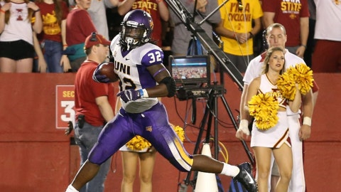 Northern Iowa at Iowa State - Sept. 2