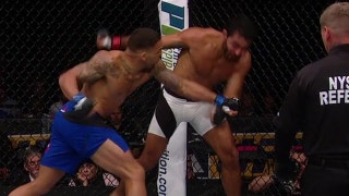 Eryk Anders wins UFC debut via brutal KO | UFC FIGHT NIGHT