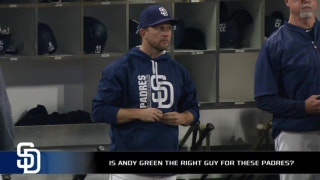 Is Andy Green proving to be the right guy for these Padres?