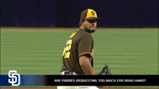 Are the Padres asking for too much for Brad Hand?