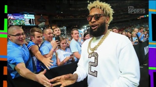 Odell Beckham Jr. heckled in Los Angeles by Dallas Cowboy fans | TMZ SPORTS