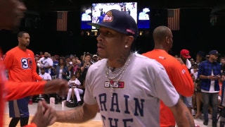 Mahmoud Abdul-Rauf's 19 points and 8 boards sink Allen Iverson's 3s Company in Chicago | BIG3 HIGHLIGHTS