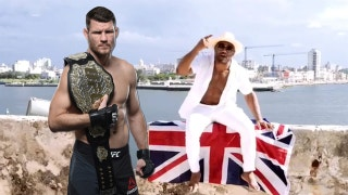 Michael Bisping addresses Yoel Romero's recent challenge.
