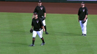 Andrew Chafin mic'd up: Take 2