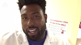 Tennessee Titans tight end Delanie Walker plays dentist for the day | PROcast