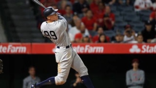 Did the Home Run Derby mess up Aaron Judge's swing?