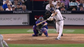 WATCH: Dusty Coleman's first career home run