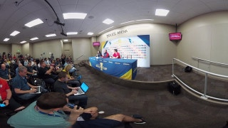 Bruce Arena discusses his relationship with Michael Bradley (360 video)   2017 CONCACAF GOLD CUP