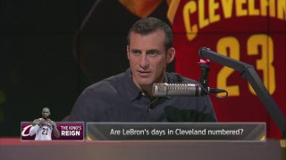Doug Gottlieb makes the case for LeBron considering a move to the Knicks | THE HERD
