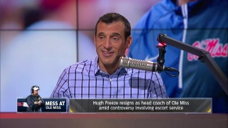 Doug Gottlieb details the resignation of Hugh Freeze from Ole Miss | THE HERD