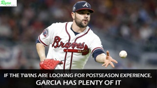 Digital Extra: Meet Twins pitcher Jaime Garcia