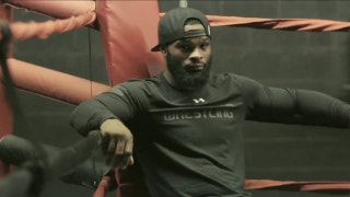 In the Clinch with Tyron Woodley, ahead of his fight in UFC 214