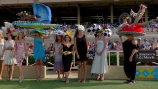 Inside the Del Mar Opening Day Hat Contest