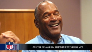 Could OJ Simpson regain his relationship with the NFL?