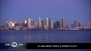 Is San Diego truly a sports city?