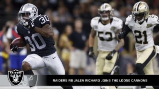 Jalen Richard on the 2017 Raiders