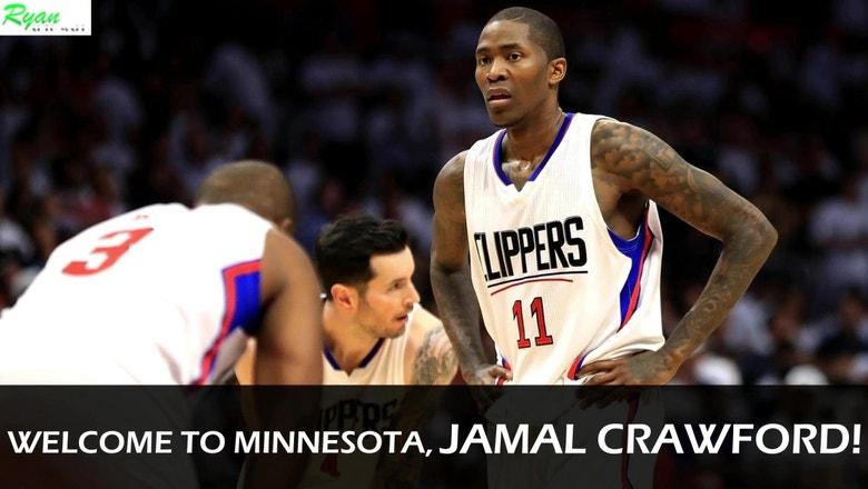Digital Extra: Meet Jamal Crawford
