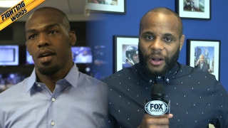 Jon Jones and Daniel Cormier tell us how they want to end the fight at UFC 214