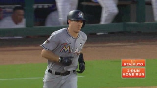 HIGHLIGHTS: Marlins plate 9 runs in huge fourth inning